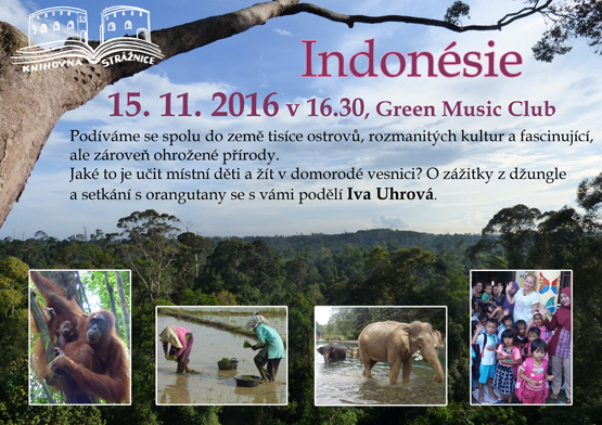 Indonésie - 15. 11. 2016 v 16.30