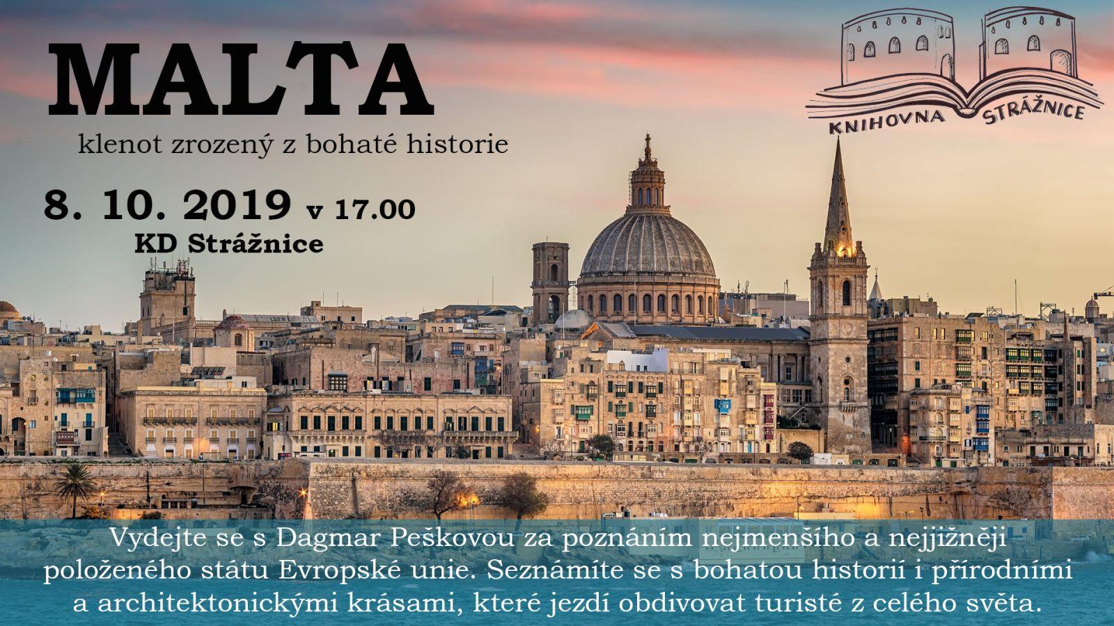 Malta, 8. 10. 2019 v 17.00