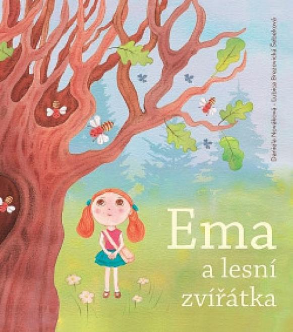 Bohatě ilustrovaný příběh pro předškolní děti o malé Emě 2ea73656f38